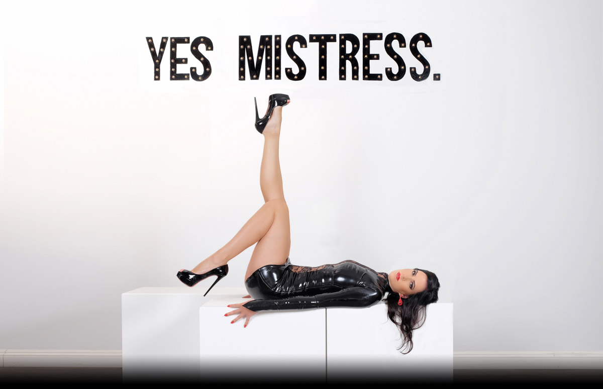Los Angeles Dominatrix Header Image
